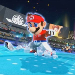 Mario Story mode Mario Golf: Super Rush