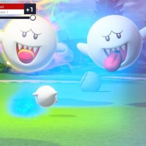 Super shot boo Mario Golf super rush Nintendo Switch
