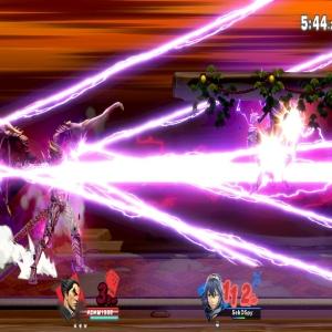Devil Kazuya Final Smash super Smash Bros ultimate Nintendo Switch Tekken Namco