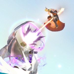 Kazuya vs Robin super Smash Bros ultimate Nintendo Switch Tekken Namco