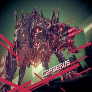 Cerberus astral chain Nintendo Switch