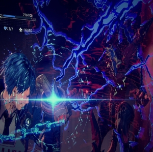 Defeating Cerberus astral chain Nintendo Switch