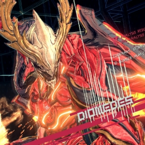 Diomedes Astral Chain Nintendo Switch