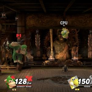 Mishima Dojo Stage super Smash Bros ultimate Nintendo Switch Tekken