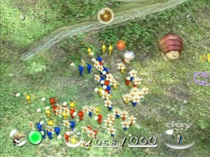Pikmin Nintendo Gamecube