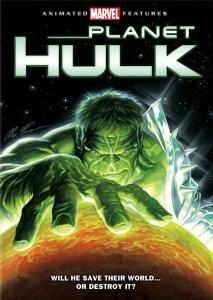 Planet Hulk movie poster