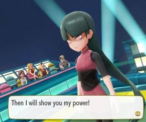 Sabrina Pokemon Let's Go Pikachu/Eevee Nintendo Switch