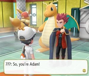 Lance pokemon let's go Pikachu Eevee Nintendo Switch