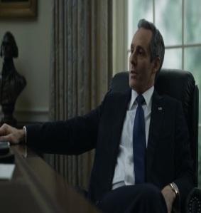 President Garrett walker house of Cards Netflix