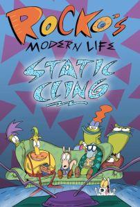 Rocko's Modern Life: Static Cling Netflix poster