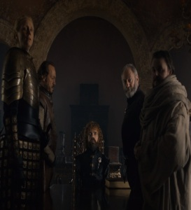 Davos Seaworth master of Ships game of Thrones HBO