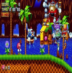 Knuckles tries to get Phantom Ruby Sonic Mania PS4 Xbox One Nintendo Switch Sega