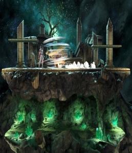 Spear Pillar stage super Smash Bros ultimate Nintendo Switch Pokémon diamond and pearl