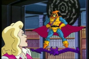 Hobgoblin vs Felicia Hardy Spider-Man: The Animated Series