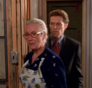 Norman Osborn and Aunt May Parker Spider-Man 1