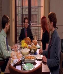 Norman Osborn Thanksgiving dinner Spider-Man 1