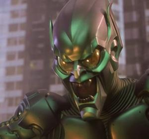 Green Goblin first rampage Spider-Man 1