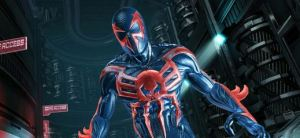 Miguel O'Hara Spider-Man: Edge of Time Xbox 360 Ps3