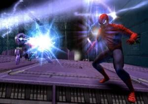 Spidey sense Spider-Man 2002 Nintendo Gamecube Xbox PS2