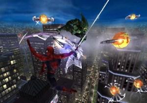 Final boss Green Goblin Spider-Man 2002 Nintendo Gamecube Xbox PS2
