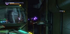 Future level Spider-Man: Edge of Time Xbox 360 Ps3