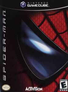 Spider-Man 2002 Nintendo Gamecube boxart