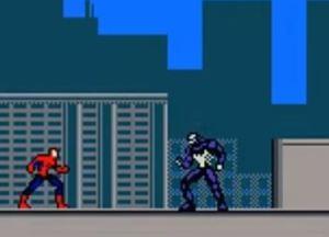 Spider-man vs Venom Spider-man game boy color GBC