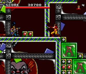 Wolverine level Spider-Man and the X-Men in Arcade's Revenge SNES