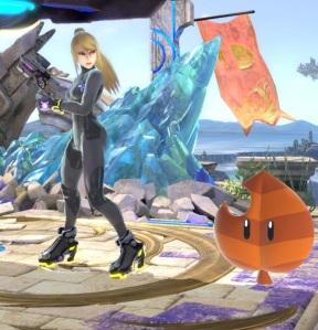 Super Leaf super Smash Bros ultimate Nintendo Switch
