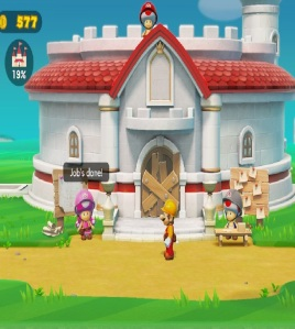 Toad and toadette Super Mario Maker 2 Nintendo Switch