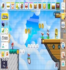 Piranha plants Super Mario Maker 2 Nintendo Switch