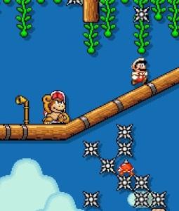 Super Mario World snes level Super Mario Maker 2 Nintendo Switch