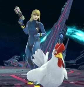 Cucco Zelda Chicken super Smash Bros ultimate Nintendo Switch