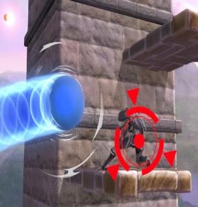 Sonic uses spin dash on Sheik super Smash Bros ultimate Nintendo Switch Sega