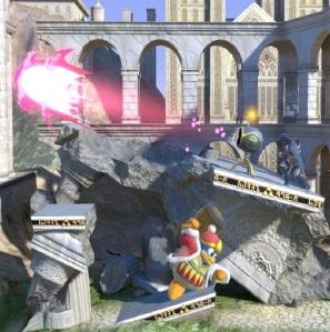 Laset blast Killer Eye super Smash Bros ultimate Nintendo Switch kid Icarus