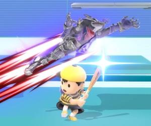 Wolf vs Ness super Smash Bros ultimate Nintendo Switch Starfox