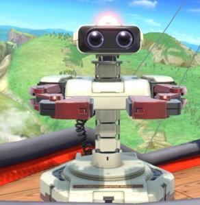 R.O.B. Super Smash Bros ultimate Nintendo Switch