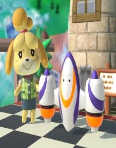 Rocket Belt Jetpack Super Smash Bros ultimate Nintendo Switch Pilotwings