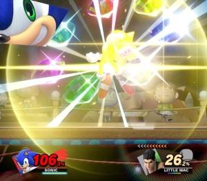 Super sonic final Smash chaos emeralds super Smash Bros ultimate Nintendo Switch Sega
