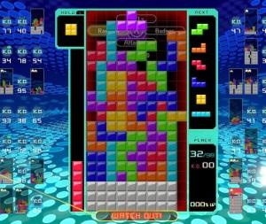 Tetris 99 Nintendo Switch online