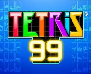 Tetris 99 Nintendo Switch logo