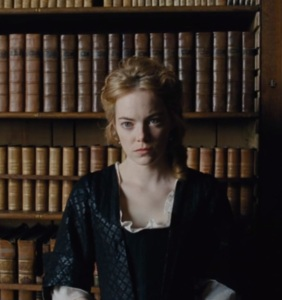 Abigail hill The Favourite 2018