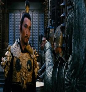 Jade warlord vs sun wukong the Forbidden Kingdom 2008