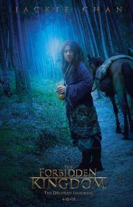 The Forbidden Kingdom 2008 movie poster