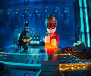 Batman and Robin The Lego Batman Movie