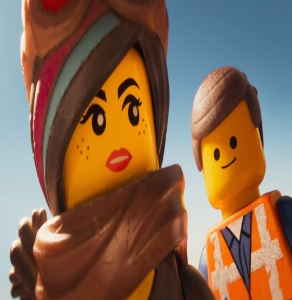 Lucy and Emmet Brickowski The Lego Movie 2: The Second Part