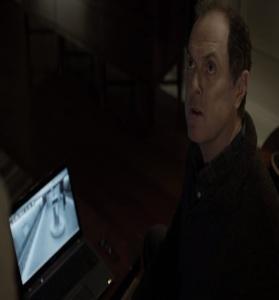 Tom Hammerschmidt finds video of zoe Barnes being pushed House of Cards Netflix