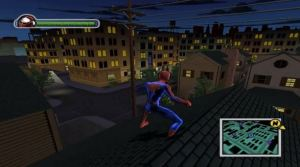 Peter Parker Ultimate Spider-Man ps2 Xbox Nintendo Gamecube
