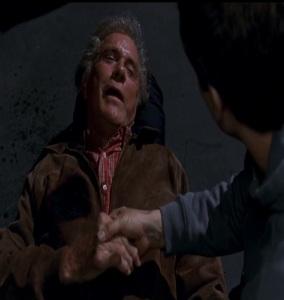 Uncle Ben dies Spider-Man 1
