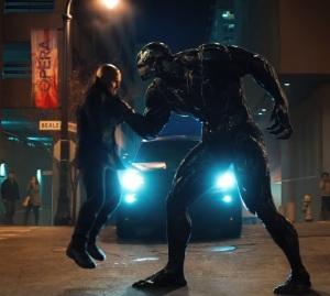 Venom vs thug Venom 2018 movie